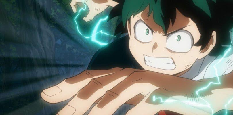 Nuevas imágenes del episodio 2 de la tercera temporada de My Hero Academia