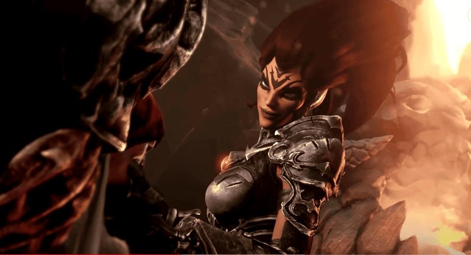 Darksiders III confirma los DLC 'The Crucible' y 'Keepers of