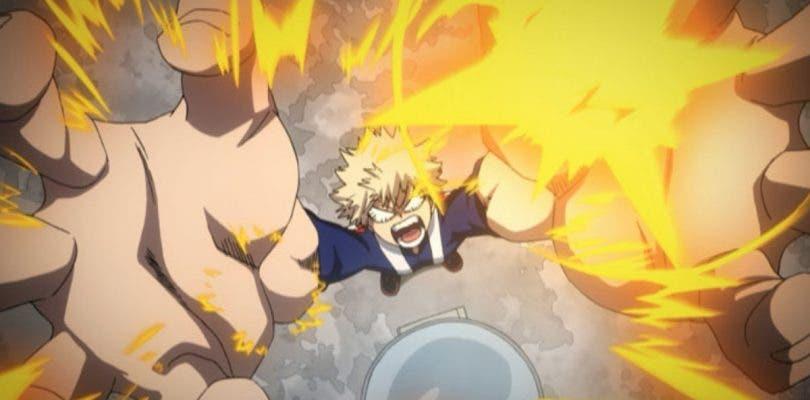 Los héroes sobrepasan sus límites en la sinopsis del episodio 3×03 de My Hero Academia