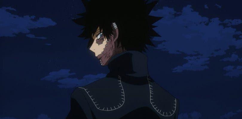 Llega la oscuridad en el episodio 3 de la tercera temporada de My Hero Academia