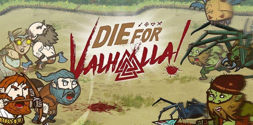 Die for Valhalla! ya cuenta con fecha de lanzamiento