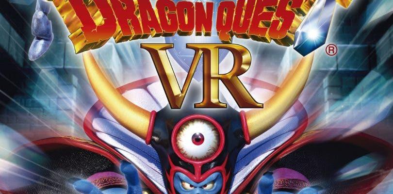 Dragon Quest VR presenta su primera galería de imágenes