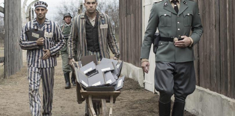 El Fotógrafo de Mauthausen brilla en su estreno con la segunda mejor media por copia