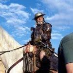 El Hombre que Mató a Don Quijote tiene un nuevo y extraño tráiler