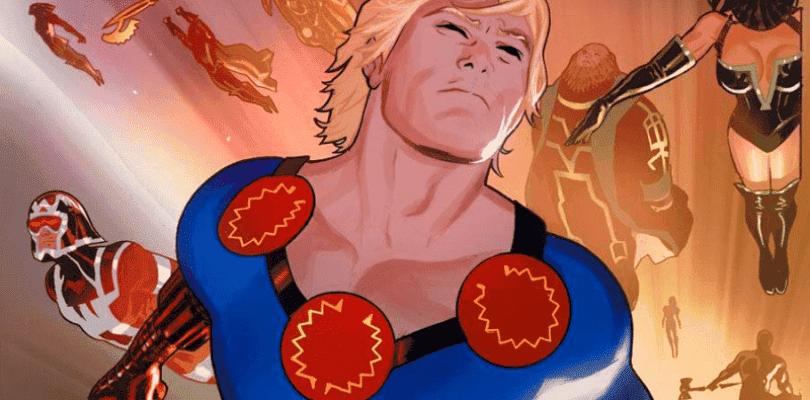 Los Eternos será la nueva franquicia de Marvel para la Fase 4