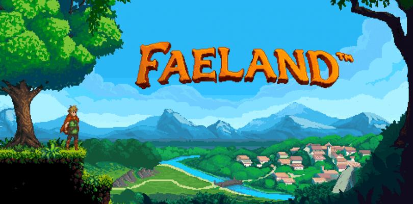 La campaña de Kickstarter de Faeland ha comenzado