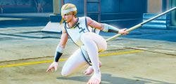 El nuevo personaje de Street Fighter V, Falke, se luce en un gameplay