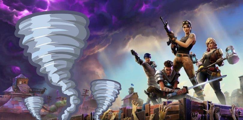 Un Jugador Sigue Jugando A Fortnite Mientras Un Tornado Arrasa Su Barrio