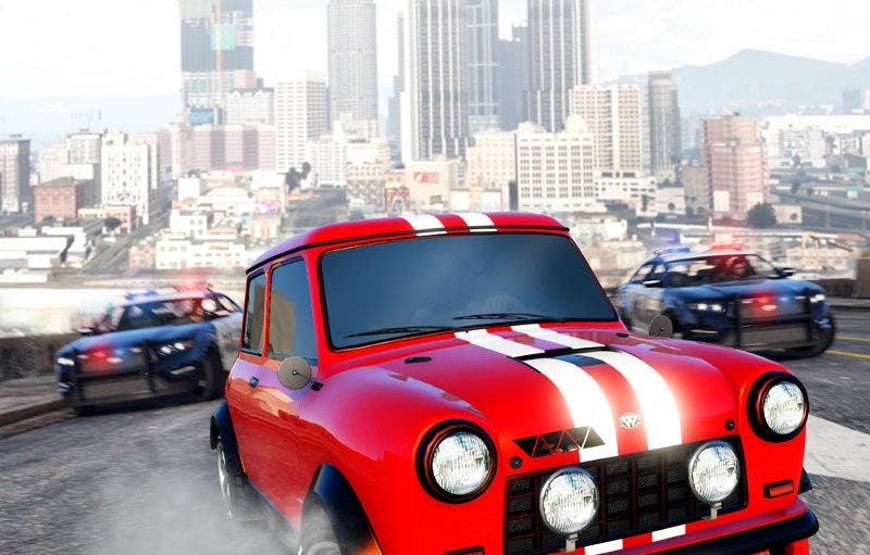 Imagen de Ya disponibles el modo The Vespucci Job y tres nuevos vehículos en GTA Online