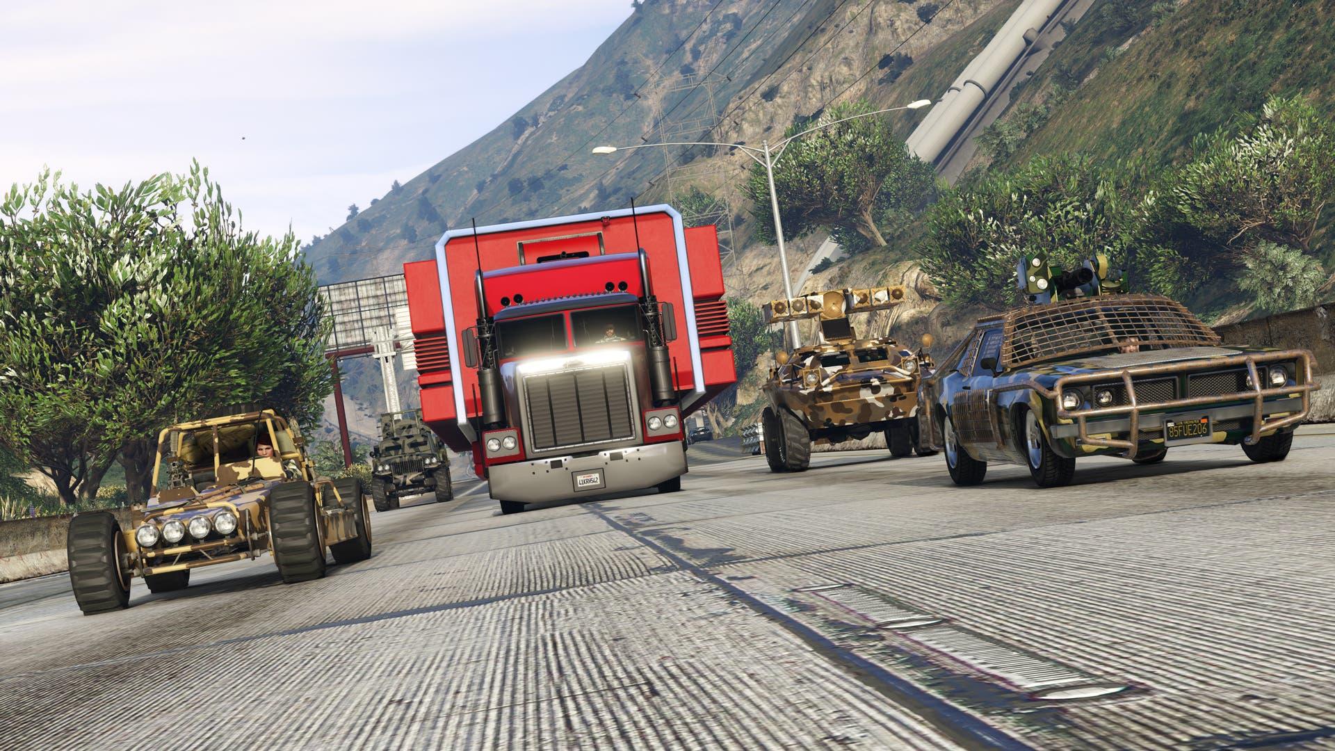 Imagen de Los servidores de GTA Online permanecen caídos e inestables