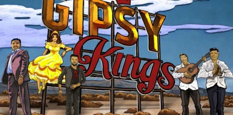 Regresan Los Gipsy Kings el próximo 20 de abril a Cuatro