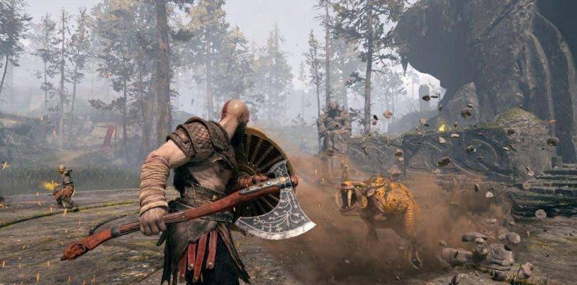 Un jugador culmina God of War en la máxima dificultad sin subir de nivel