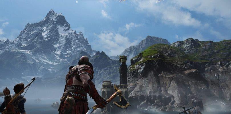 La nueva actualización de God of War causa problemas de iluminación