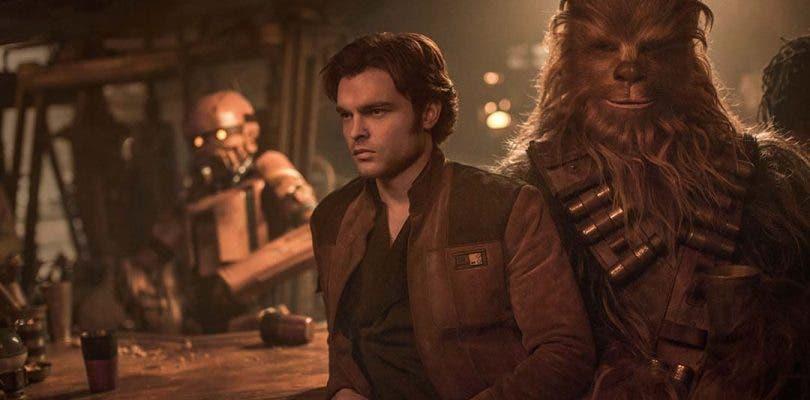 Nuevo tráiler del spin-off de Han Solo cargado de material inédito