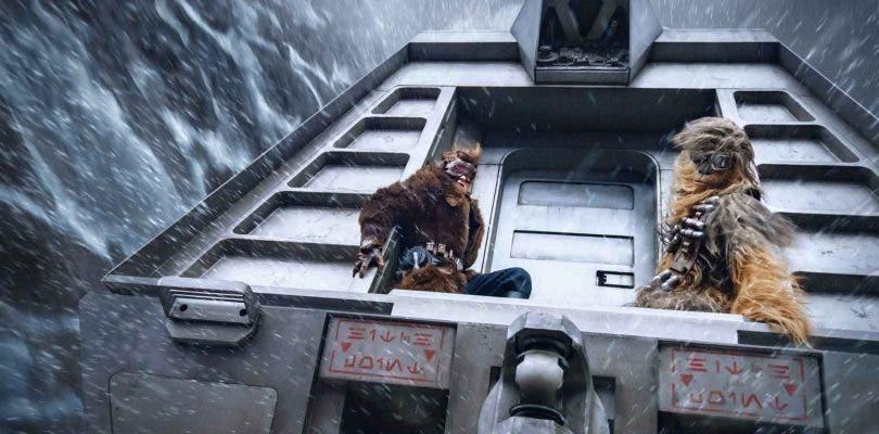 Han Solo: Una Historia de Star Wars finaliza oficialmente su producción