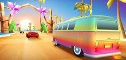 Horizon Chase Turbo fija su lanzamiento en PC y PlayStation 4