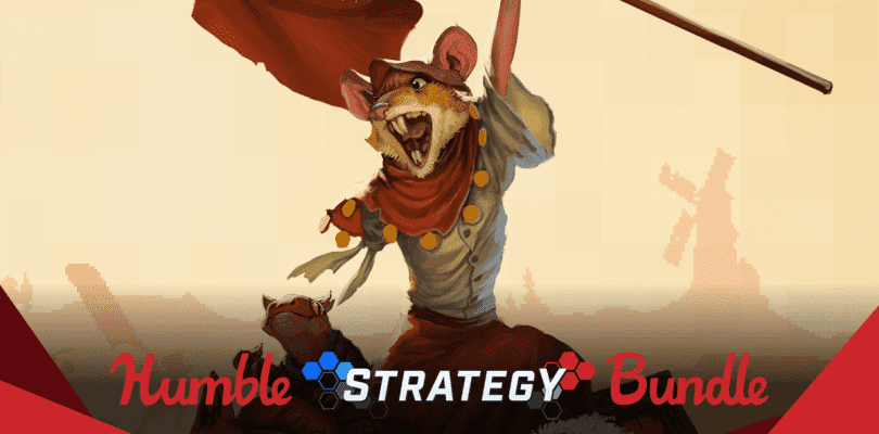 La estrategia protagoniza el nuevo Humble Bundle