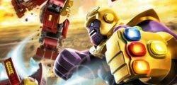 Los vengadores: Infinity War llegarán a LEGO Marvel Super Heroes 2