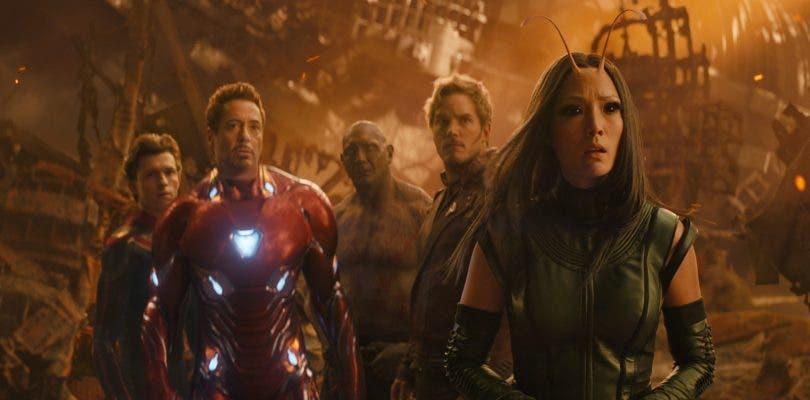 Más y más imágenes nuevas de Vengadores: Infinity War