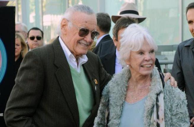 Imagen de Stan Lee acusa a su hija y cuidadores de abusos y maltratos