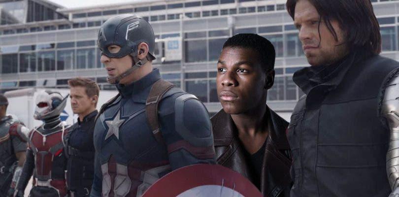 John Boyega podría fichar como nuevo héroe para el universo Marvel