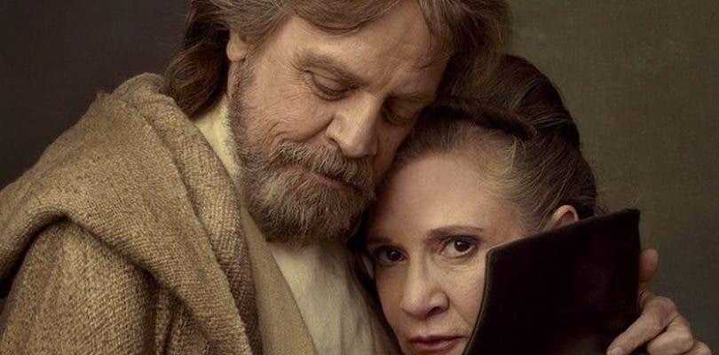 "Mark Hamill asegura que Carrie Fisher es ""irremplazable"" en Star Wars"