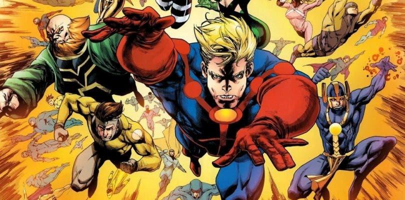 Marvel ya está desarrollando la película basada en Los Eternos