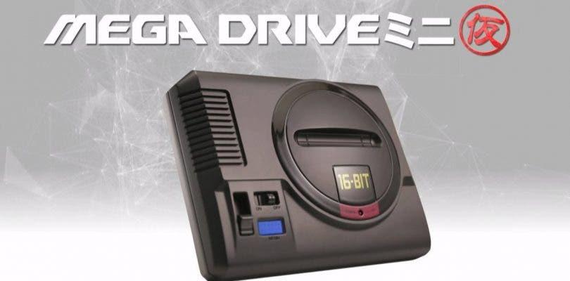 Sega anuncia por sorpresa la Mega Drive Mini