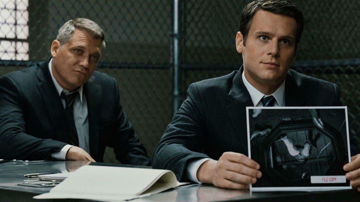 Imagen de Mindhunter tendría hasta cinco temporadas si David Fincher no cambia de opinión