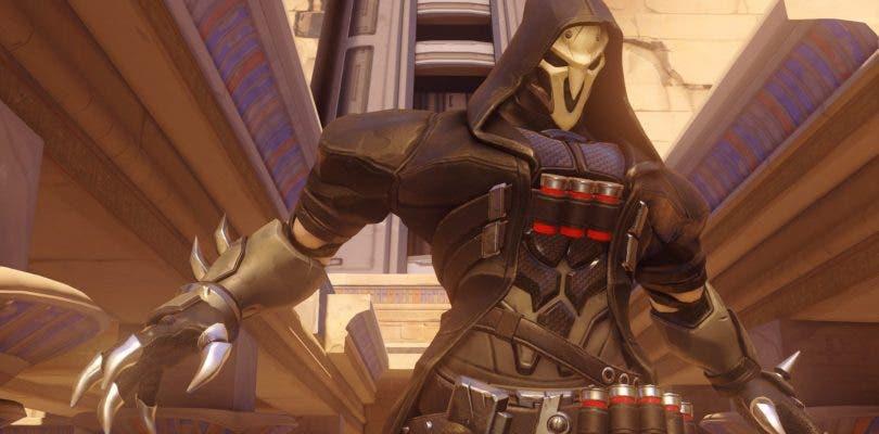 Blizzard presenta una nueva figura de Reaper de Overwatch