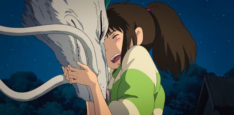 Vértigo Films traerá El viaje de Chihiro en DVD y Blu-ray a España