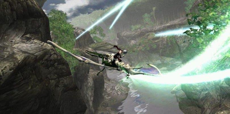 Comparativa del Panzer Dragoon Orta original y la versión de Xbox One X