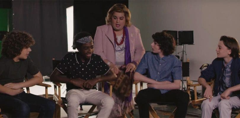 Paquita Salas se une a los niños de Stranger Things en su nuevo anuncio