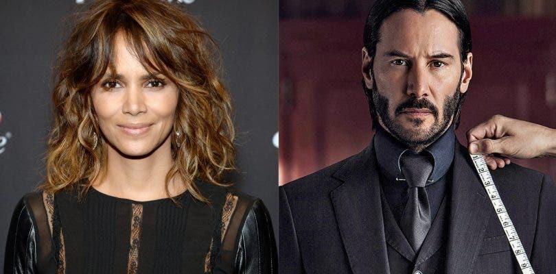 Halle Berry protagonizaría junto a Keanu Reeves la esperada John Wick 3