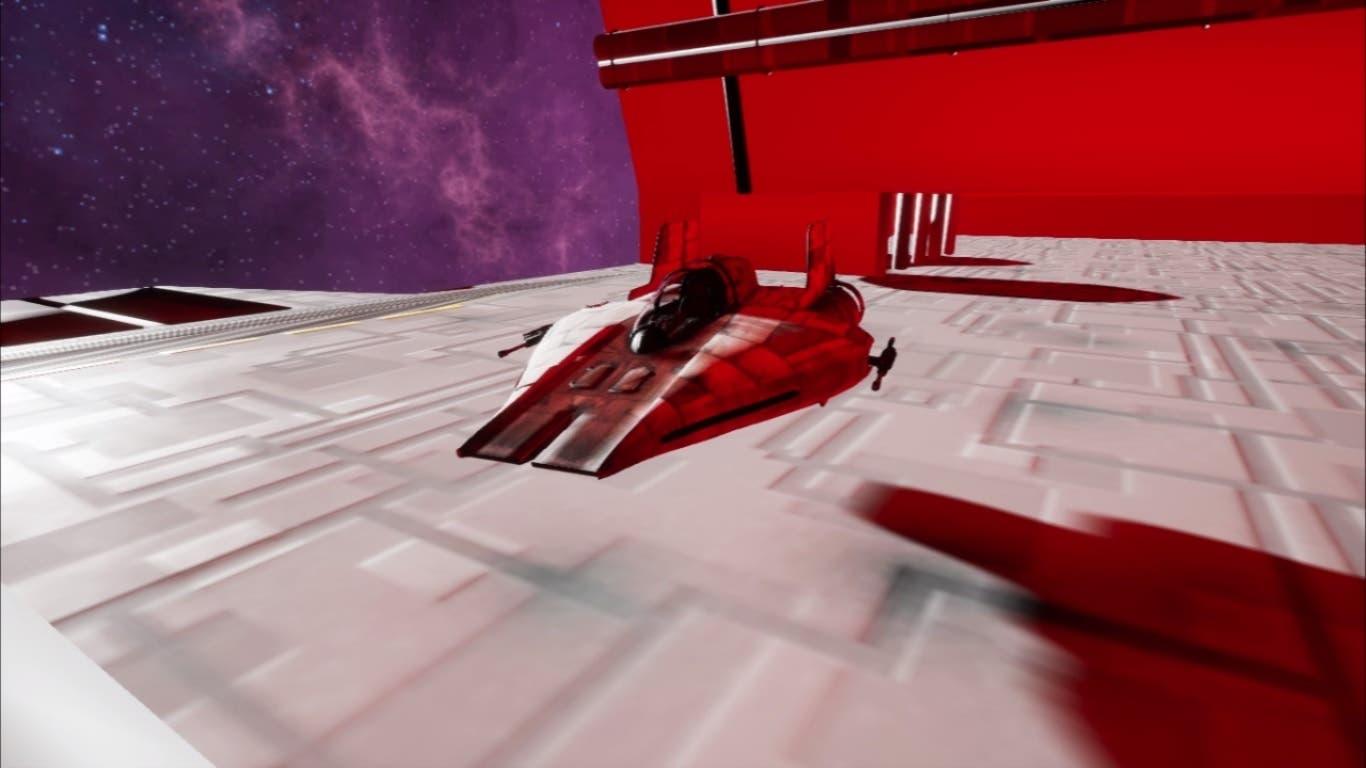 Imagen de Un fan está realizando un remake de Star Wars: Rogue Squadron