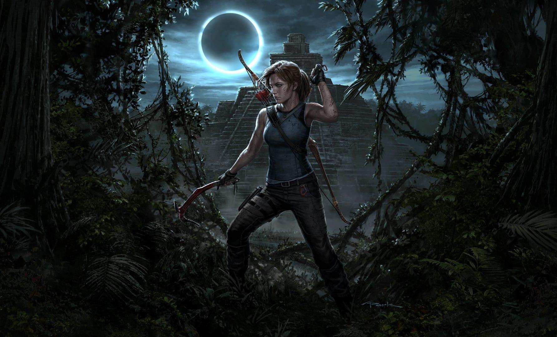 Imagen de Lara Croft regresa con fuerza en Shadow of the Tomb Raider