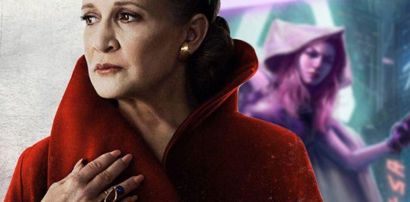 Leia sería sustituida por un importante personaje del UE en Star Wars: Episodio IX