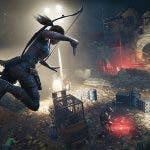 Shadow of the Tomb Raider se muestra por primera vez en movimiento con un espectacular gameplay