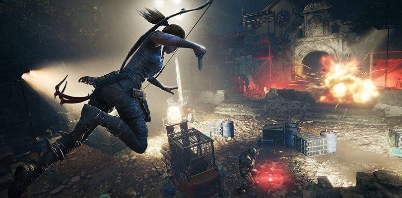 Shadow of the Tomb Raider se muestra por primera vez en movimiento con un espectacular gameplay
