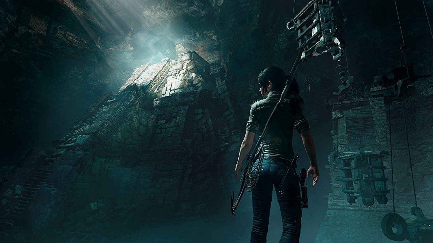 Imagen de Shadow of the Tomb Raider te dejará elegir resolución y frames en Xbox One X