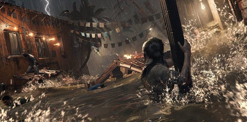 Los efectos visuales protagonizan el nuevo vídeo de Shadow of the Tomb Raider