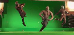 Los héroes entre bambalinas en el nuevo tráiler de Vengadores: Infinity War
