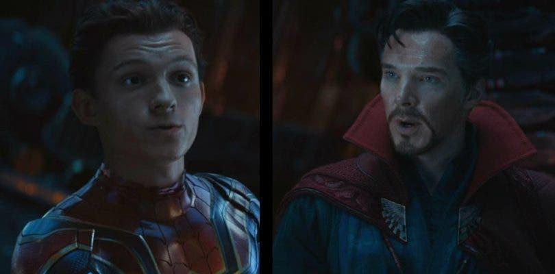 Cumberbatch y Holland quieren ver a Spider-Man y Dr. Strange juntos en el futuro