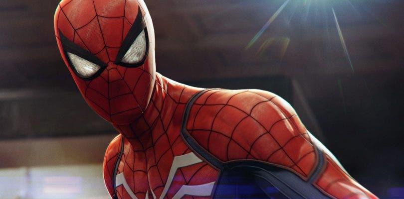 Spider-Man se luce con el traje de Iron Spider en un nuevo tráiler