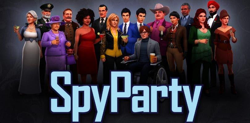 SpyParty aterriza en el Early Access de Steam con un tráiler