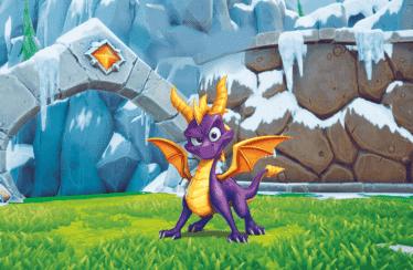 Descubre el aliento helado de Spyro en el nuevo gameplay en Altares Helados