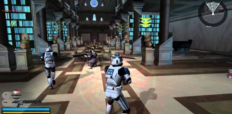 Múltiples obras de Star Wars se suman a Xbox One por retrocompatibilidad