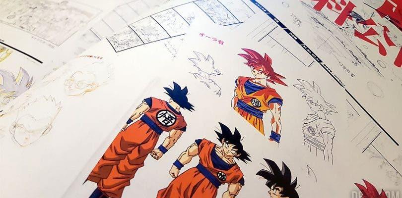 Un animador destapa la limitación de frames que tenía Dragon Ball Super