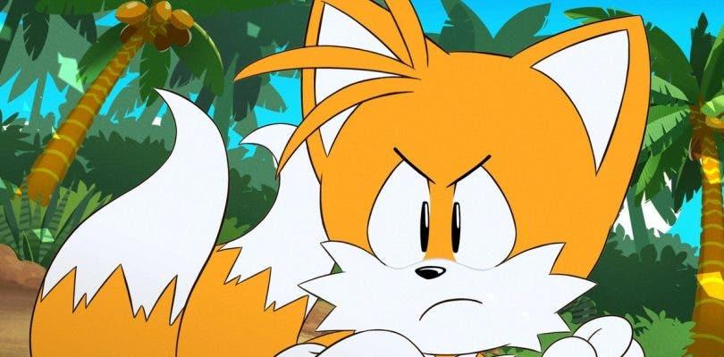 Disponible el segundo capítulo de Sonic Mania Adventures