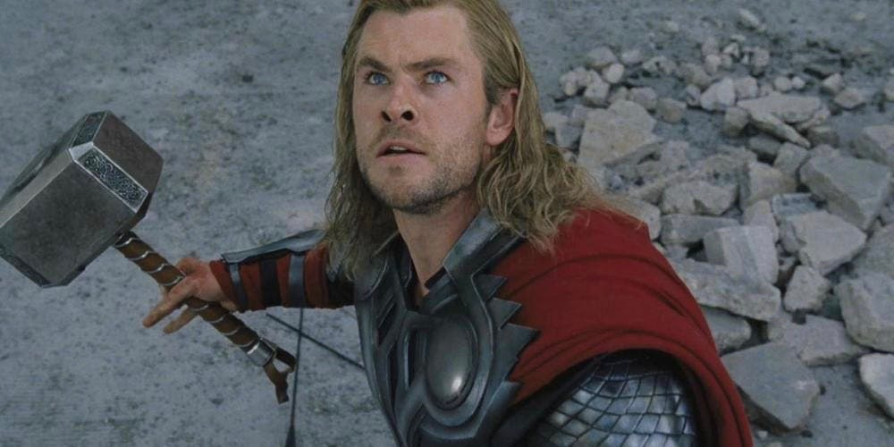 Thor The Avengers 2012